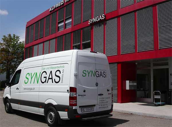 Syngas AG Büro